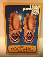Crafting Kit Felt Moccasins Toy