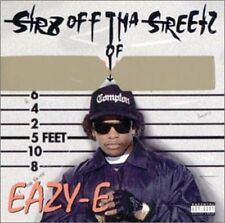 Eazy-E - STR8 Off Tha Streetz of Muthaphukkin Compton [New CD] Explicit