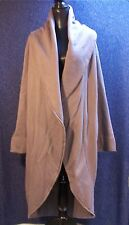 Bryn Walker Large NWT Long Purple Wrap Coat