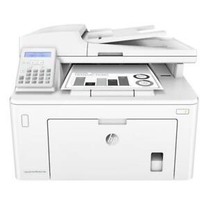HP G3Q79A LaserJet Pro MFP M227fdn Multifunction Monochrome Laser Printer