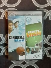 CORNBREAD EARL AND ME/COOLEY HIGH DVD/2 DISC/GLYNN TURMAN/CYNTHIA DAVIS