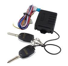 Cierre centralizado sistema de entrada sin llave con 2 controladores para todos los coches Fiat remoto