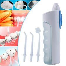 fácilmente Higiene Oral Irrigador Hilo Dental Agua dientes JET PICK CLEAN USO ES