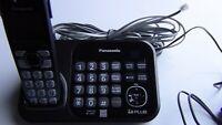 Panasonic KX-TG4741 Dect 6.0 Plus Cordless Phone Answering System 1 Handset