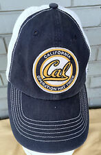 California Golden Bears Operation Hat Trick L/XL Baseball Cap Hat 47 Stretch