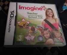 Imagine Teacher School Trip NINTENDO DS / DSi / 3DS / 2DS XL GAME