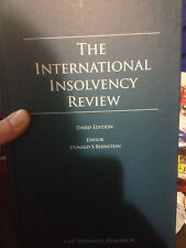the international insolvency review third edition donald s bernstein new
