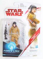 "ROSE Star Wars Resistance Tech Action Figure 3.75"" Force Link *New* LAST JEDI"