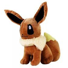 "12"" 30cm Big Sitting Eevee Plush Toys Soft Stuffed Animals Toy"