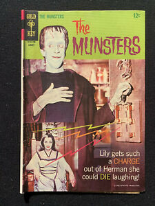 Aug 1967 Issue #14 Gold Key The Munsters Original Comic Book - No creasing