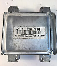 2008 GM GMC CHEVROLET SILVERADO SIERRA TAHOE ENGINE CONTROL MODULE ECM 12612384