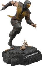 Mortal Kombat X Kollector's Scorpion figure statue NEW NO GAME