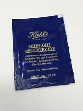 KIEHL'S Midnight Recovery Eye 1.5ml - Sample Sachet