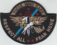 "DEPARTMENT OF JUSTICE  FBI SEAL POLICE  SHOULDER PATCH 3 5//8/"""