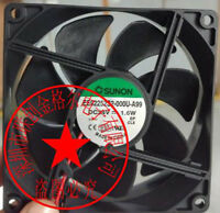 For 1pc SUNON HA92251V4-000U-999 Cooling fan 12V 2wire 92X25MM