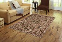 Indian Handmade Wool Carpet Oriental Rug 5x8 ft Hand Tufted Antique Area Rugs