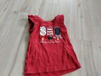Gymboree girl 4th of July tank top shirt summer popsicles 4 youth