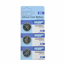 3-Pack Coin Battery for Polar M32 FT4O FT60 FT60M FT60F FT80 Heart Rate Monitor