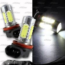 1xPair H11 16Watt 10LED White Projector Bulbs For Nissan Scion Toyota VW Pontiac