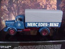 1/43  Minichamps  Mercedes L3500   Convas Truck