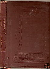Appendixes Young concordance New Testament Col Map 1880