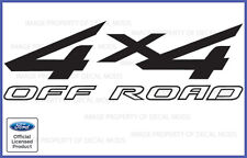 2006 Ford F350 4x4 Off Road Truck Vinyl Decal Graphic