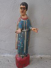 1920s Wood Santo - Saint John the Evangelist/San Juan Evangelista - Guatemala