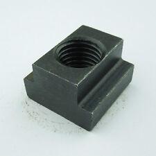 5 pcs T-Slot Nut M6 T Slot Nuts Clamping M6 Black oxide for table Slot Milling