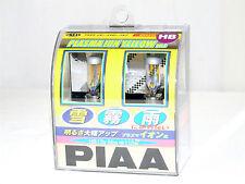 Piaa 2500K 55w=110w Plasma Ion Yellow 9006/HB4 Halogen Fog Light Bulbs A