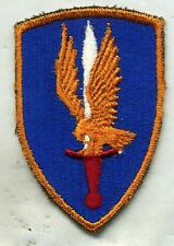 Early Vietnam Era US Army 1st Aviation Brigade Color Patch Cut Edge