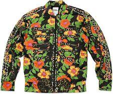 Adidas Originals ObyO Jeremy Scott JS Flower Bone TT Jacke Sportjacke Herren