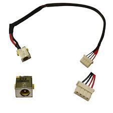 Acer Aspire 3750 DC Jack Netzteilbuchse Netzbuchse mit Kabel Strom Lade Buchse