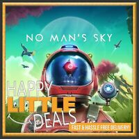 No Man's Sky PC STEAM GAME GLOBAL (NO CD/DVD!) Fast Delivery