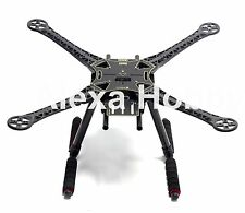 S500 Quadcopter Multicopter Frame Kit PCB Version W/ Carbon Fiber Landing Gear