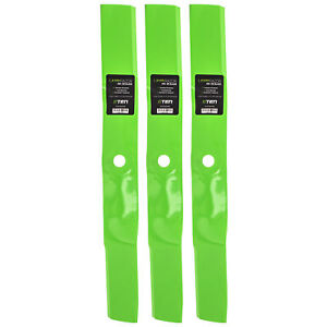 LawnRAZOR Blade for Set John Deere M143504 2210 2305 2320 2520 2720 62 Inch Deck