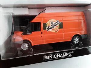 Ford Transit * Kastenwagen *  2000 * Mirinda * 1:43 Minichamps 430089301