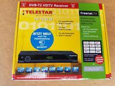 TELESTAR TD 1030 IR DVB-T2 HD Receiver NEU in OVP