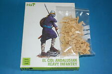 Hat 28005 - El Cid, Andalusian Heavy Infantry scala 28mm
