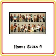 Homies series 9 -  24 different figures,  great for 1:32 dioramas HTF ( loose )