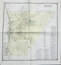 Antique Map Sing Sing, NY - FW Beers Atlas of NY and Vicinity 1867