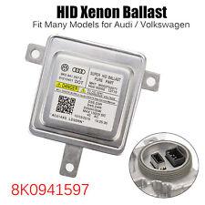 D3S Xenon Headlight Ballast HID Control Unit Module For Audi Q3 Q5 VW 8K0941597