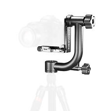 Gimbal Tripod Head with Arca-Swiss Standard Quick Release Plate