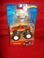 Hot Wheels Monster Jam Gunslinger #16 Monster Truck 2006 New On Card