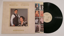 VINILO FREDDIE MERCURY MONTSERRAT CABALLÉ BARCELONA LP 1988