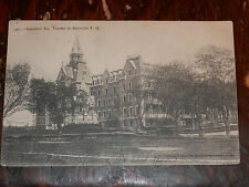 BLAINVILLE QUEBEC CANADA - OLD POSTCARD - Seminaire Ste. Therese