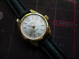 VINTAGE  MUDU AUTOMATIC , WATCH SPARES REPAIRS ONLY