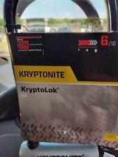 Kryptonite Kryptolok Std Including Flexframe Bracket