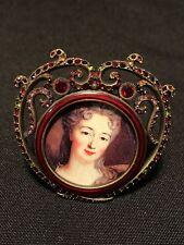 Jay Strongwater Miniature Heart Frame Swarovski Crystal