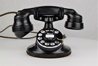 Vintage Antique Western Electric 102 #2 Rotary Dial Telephone -  Fully Restored