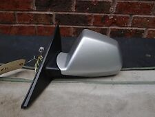 (M298) 08 09 10 11 12 13 CADILLAC CTS DRIVER SIDE MIRROR OEM SILVER